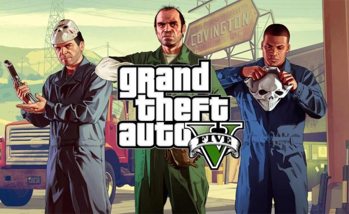 From Los Santos to the UK : GTA V