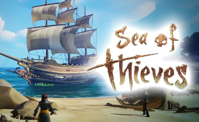Sea of Thieves : The treasure hunt is on