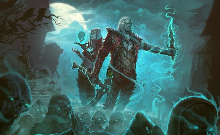More light has been shed on Diablo 3's necromancerclass