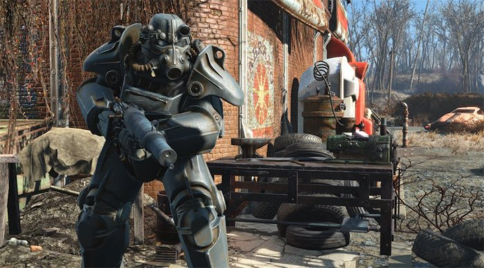 Two major announcements on Fallout4's update 1.9