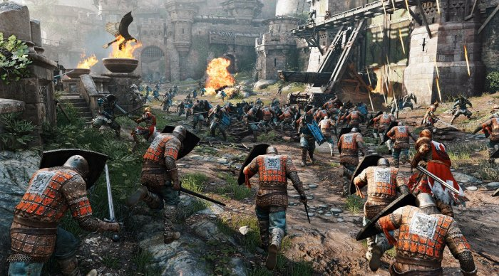 We still have one more beta to account For Honor.
