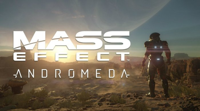 The space oddesey Mass Effect:Andromeda's cinematic trailer