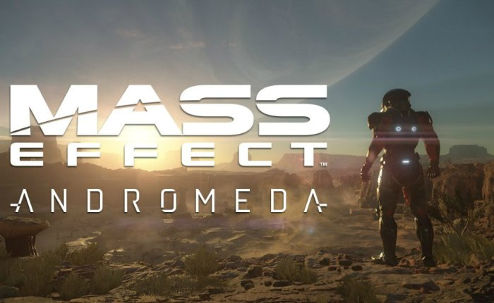 The space oddesey Mass Effect:Andromeda's cinematictrailer