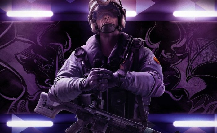 Ubisoft reveals a new character in Rainbow Six:Seige