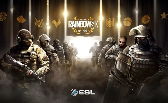 A closer look at the new map for RainbowSix:Siege