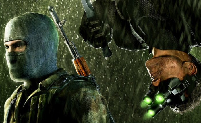 Producer Basil Iwanyk talks on his Splinter Cell movie