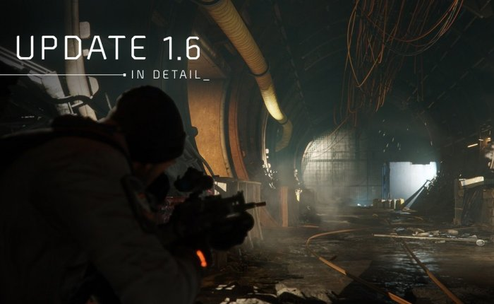 All there is to know about The Division update 1.6 – 1stupdate