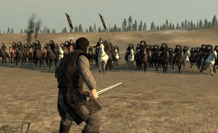 Game of Thrones' Battle of Bastards can be played out in TotalWar