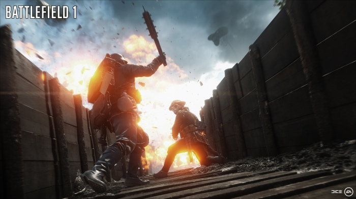 For The Third Time In A Row, DICE Release More Content On Battlefield 1's They Shall Not PassDLC
