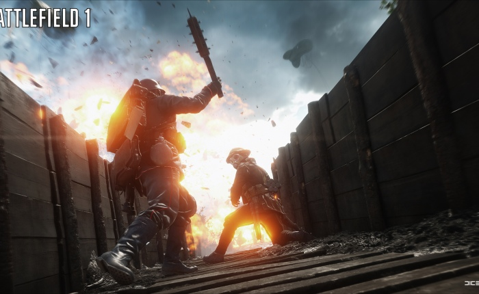 For The Third Time In A Row, DICE Release More Content On Battlefield 1's They Shall Not Pass DLC