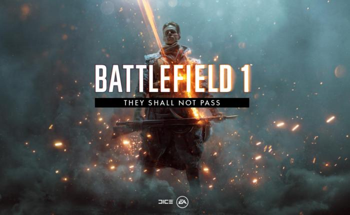 Battlefield 1's They Shall Not Pass DLC Arrives Along With A Free Update