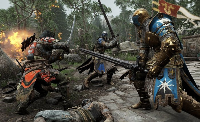 Ubisoft Responds To Fans' Outrage Over For Honor's Costly Microtransactions