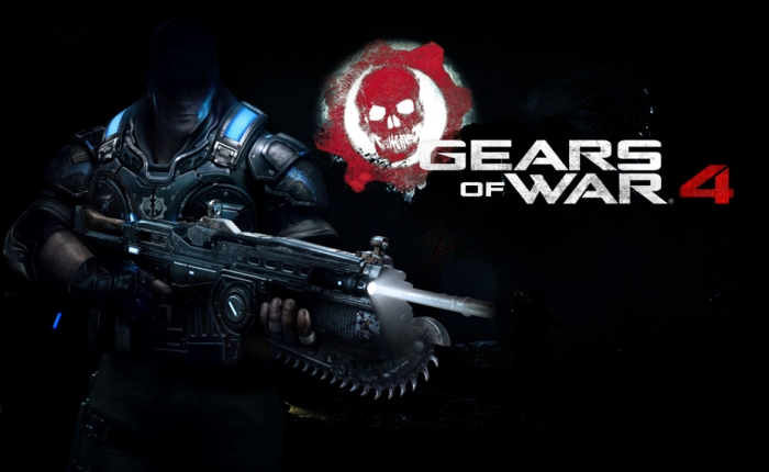 Gears of War 4's valentine's day special