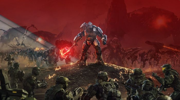 Developers 343 Industries tease about a 'big patch' coming to Halo Wars 2 NextWeek