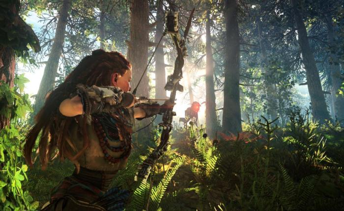 Four New Videos To Sum Up Horizon Zero Dawn Prior To Its Release
