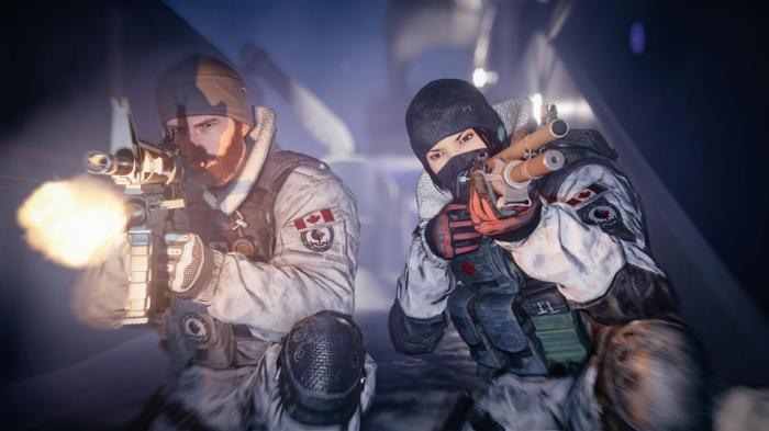 Rainbow Six:Siege's patch 2.1.1 arrives today and it is a lot