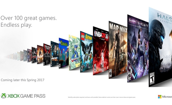 "Microsoft Announces ""Xbox Game Pass"" And Here Is What You Need to Know"