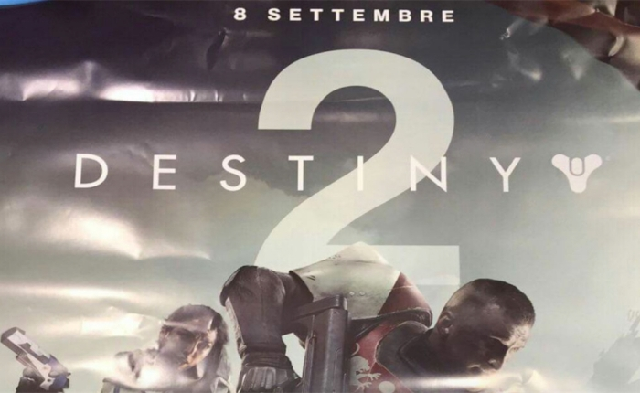 New Posters Surface Suggesting The Arrival Of Destiny 2