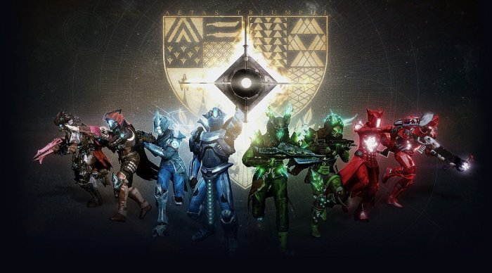 Check Out The Raid Armours From Destiny's Age Of Triumph Update