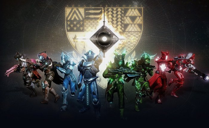 Check Out The Raid Armours From Destiny's Age Of TriumphUpdate