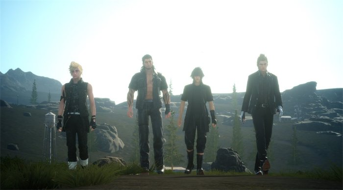 Final Fantasy XV's Chapter 13 Update Is Now Live