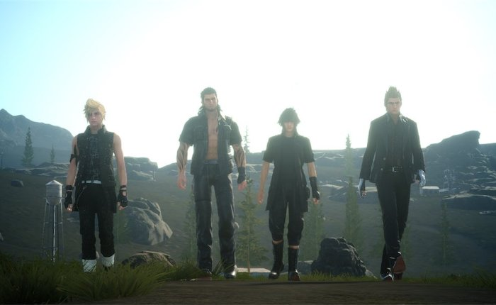 Final Fantasy XV's Chapter 13 Update Is NowLive
