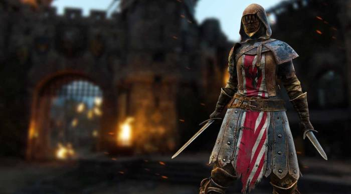 For Honor's PeaceKeeper Banned For Being Too Overpowered