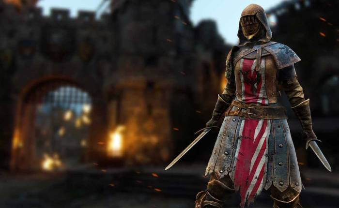 For Honor's PeaceKeeper Banned For Being TooOverpowered