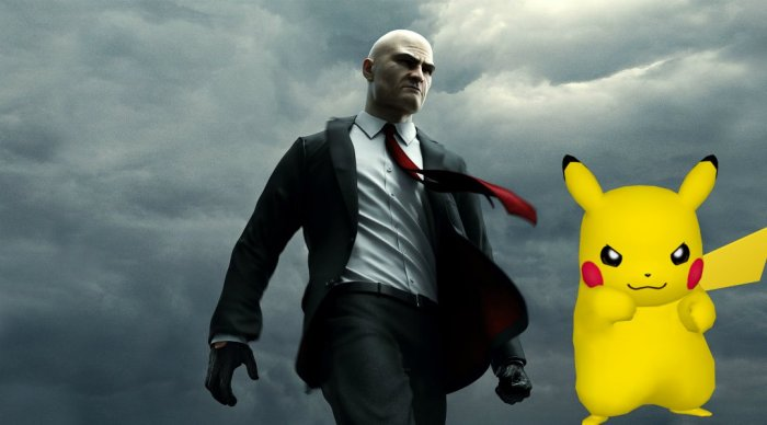 Agent 47 Might Cross Paths With Pokemon Go In The Future