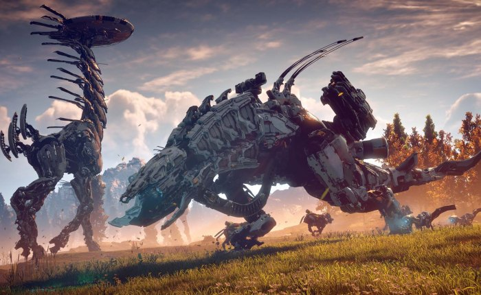 Tackle The Robotic Beasts Of Horizon Zero Dawn With These Tips