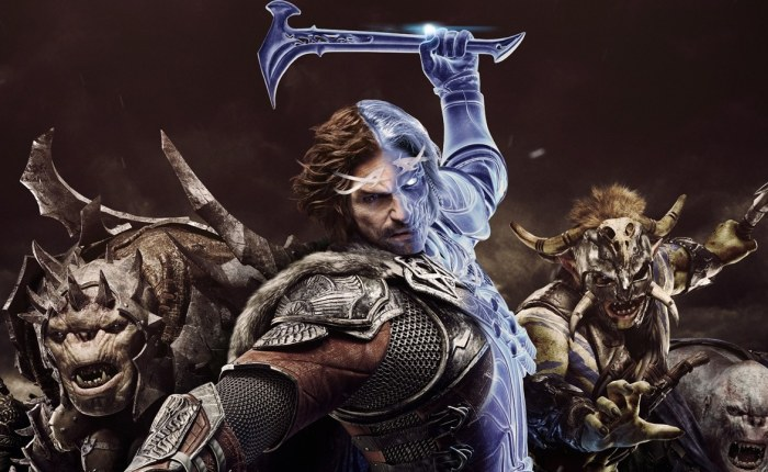 Middle Earth Shadow Of War's Teaser Shows Talion Siding With The Orcs