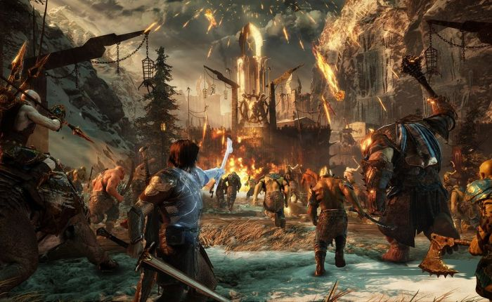 Middle Earth Shadow Of War's New Trailer Is Every Reason To Look Forward For It