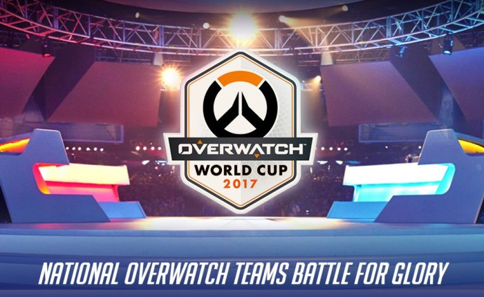 Blizzard Announces Overwatch World Cup 2017