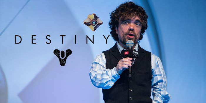 Destiny's Age Of Triumph Has An Easter Egg Reference To Peter Dinklage