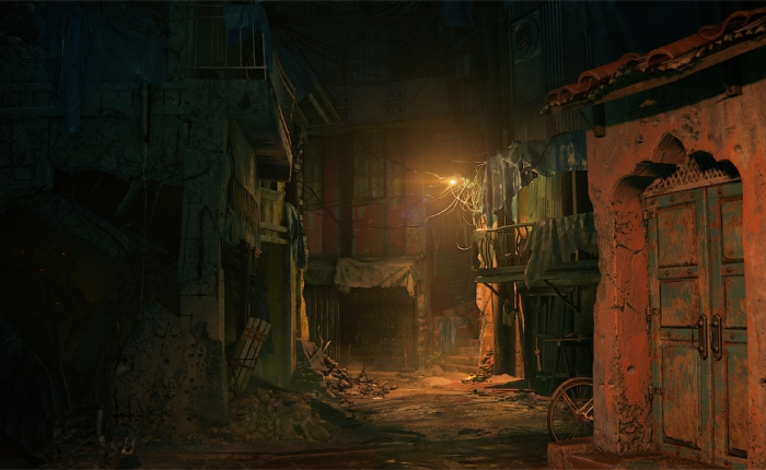 Naughty Dog Releases Concept Art On Uncharted:The LostLegacy