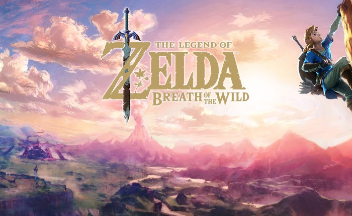 The Legend Of Zelda Breath Of The Wild Gamers Translate A Mysterious Language