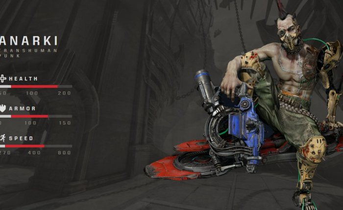 Bethesda Releases GamePlay Footage On Quake Champions