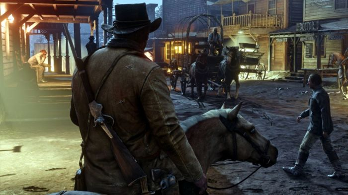 New Screenshots From Red Dead Redemption 2 Revealed Ahead Of Its Release