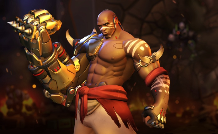 Do You Wish To Know Doomfist's Abilities? They all Pack A Punch!