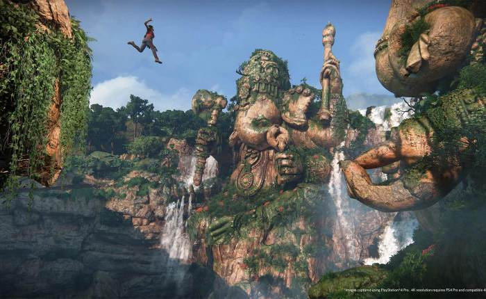 Wish To Know About The Hidden Trophies Of Uncharted:Lost Legacy? Follow Me Into A World Of Adventure